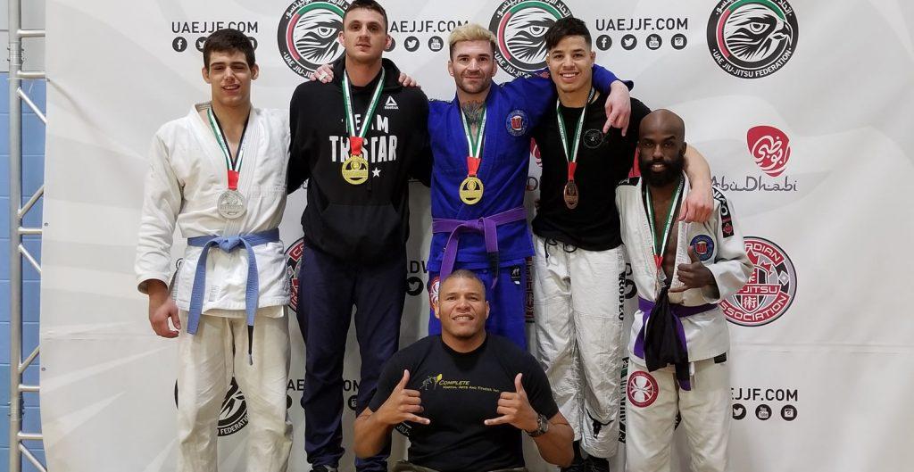 National Pro Jiu Jitsu Championship Results – Complete