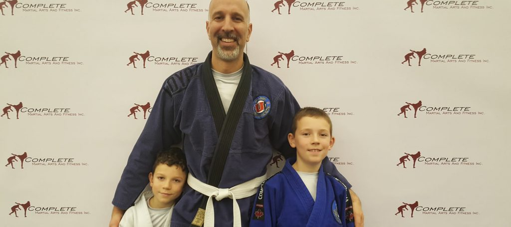 Jiu Jitsu in your 40's – Complete Martial Arts and Fitness Inc